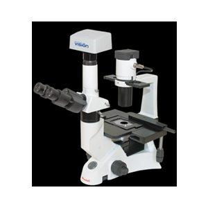 میکروسکوپ اینورت